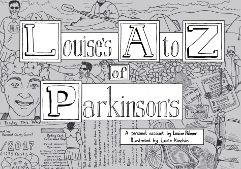 Front Page - Louise's A to Z of Parkinson's