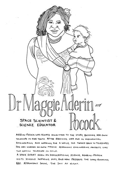 Maggie Aderin Pocock