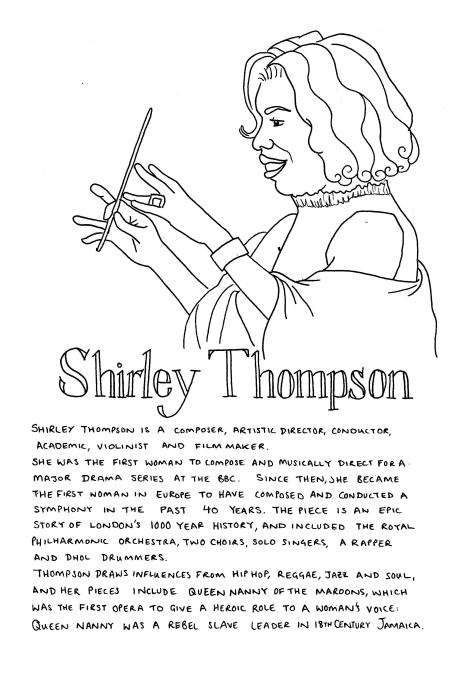 Shirley Thompson