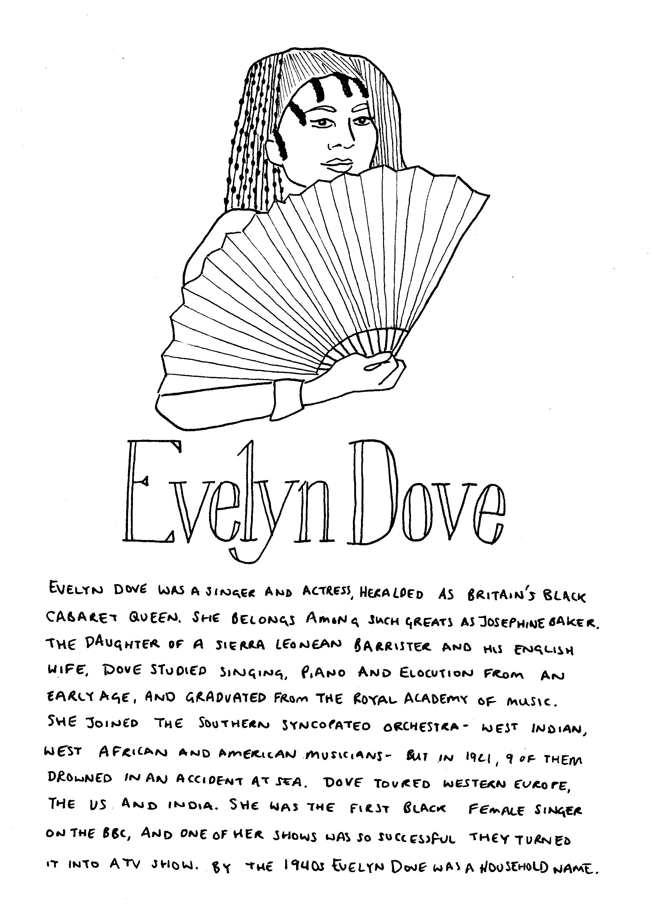 evelyn dove - photo #24