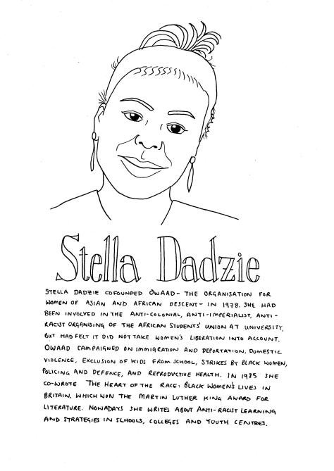 Stella Dadzie